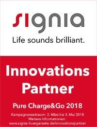 Auszeichnung Signia Innovationspartner